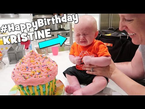 Kristine's Birthday Special || Mommy Monday