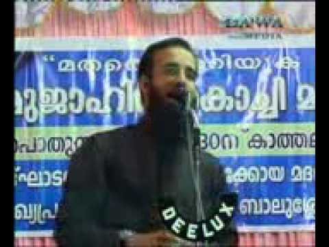 Madhathe Ariyuka Pramanangalilude - Mujahid Balushery Part 4.mp4 video