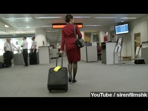 Attendants For Chinese Airline Say Their Uniform Is Too Sexy video