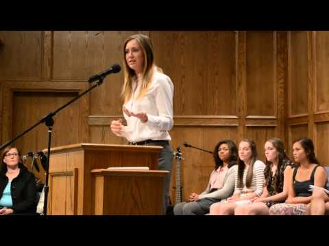 Glenpool High School Honor Society inductions
