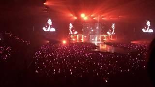 Time Lapse + Curtain Call : Taeyeon Persona in Bangkok 280517