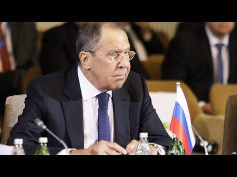 Лавров предложил выслать из России 35 дипломатов США