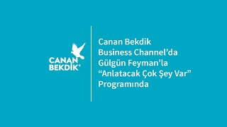 Canan Bekdik Business Channel