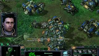 Starcraft II: Wings of Liberty - Campaign - Safe Haven (Brutal Difficulty) HD