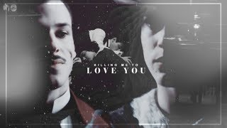 »Killing me to love you.#fanvidfeed
