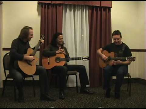 International Guitar Night- Acoustic Guitar - Zen Scream
