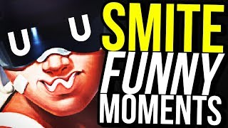 DUMBEST ABILITY IN SMITE! - SMITE FUNNY MOMENTS