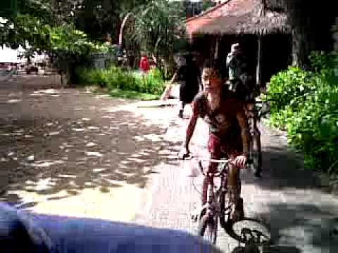 Sanur Beach Bike.3GP