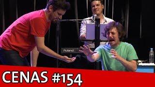 CENAS IMPROVÁVEIS #154
