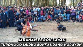 Seni Jaranan Pegon Turonggo Mudho Bonkandang