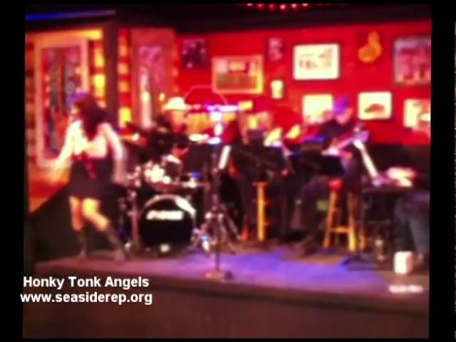 Honky Tonk Angels at Seaside Rep 4 Redd the Singing Bartender