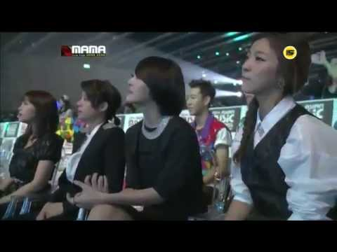 (SHINee), EXO - MAMA, (Lucifer) @ MAMA 2012