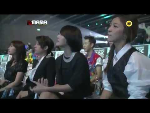 샤이니(shinee), Exo - Mama, 루시퍼(lucifer)  Mama 2012 video