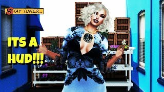 Its a fashion hud video | SECOND LIFE