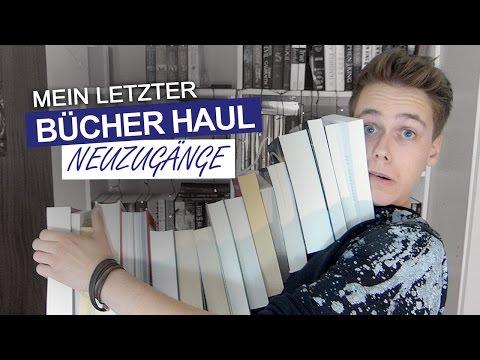Mein LETZTER BÜCHER HAUL | Neuzugänge August & September 2016