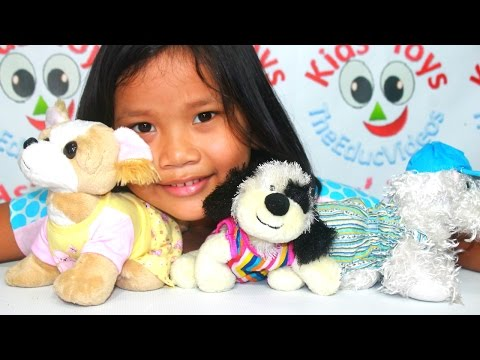 Plush Toys Webkinz Pets Dress-Up and Fashion Show 2 - Kids' Toys