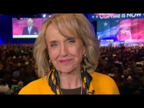 Jan Brewer urges Republican Party to 'get behind the winner'