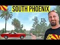 South Phoenix, AZ Driving Tour: Living in Phoenix, Arizona
