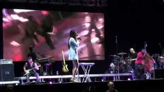 Lana Del Rey - Video Games @ Athens Rockwave 2013