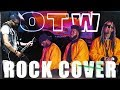 OTW - Khalid ft. 6LACK, Ty Dolla $ign [ROCK COVER] Mp3