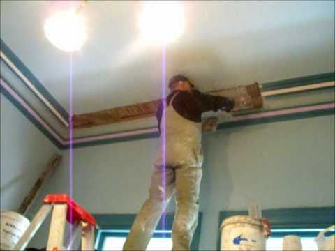 Cornice Repair,Lath and Plaster Ceiling - Hawthorn Plaster Repairs