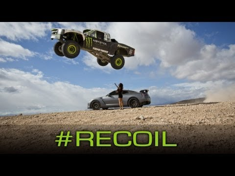 Monster Energy: Ballistic B.j. Baldwin - #recoil video