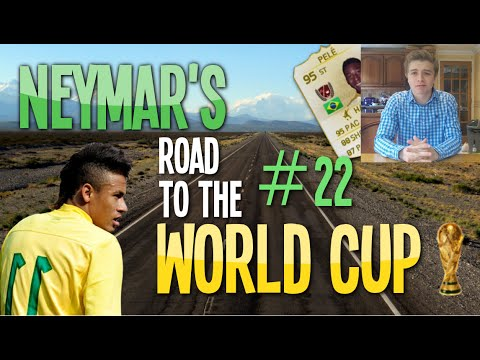 FIFA 14 - Neymar's Road To The World Cup - EP. 22 (FINALE)