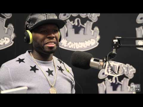 50 Cent Talks NAS, JA RULE and Tripping on Airplanes