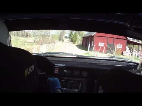 South Swedish Rally 2013 SS9 MaxMotorsport