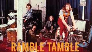Watch Creedence Clearwater Revival Ramble Tamble video