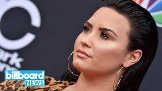 Demi Lovato Releases Honest New Song 'Sober' | Billboard News