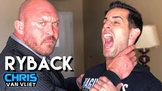 "Ryback: Why I said ""F You"" to WWE, will he wrestle again?, AEW, thoughts on Vince McMahon"