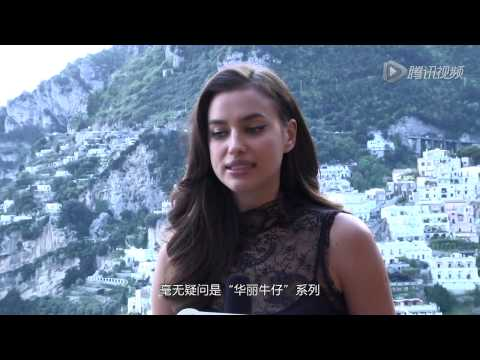 Irina Shayk - La Clover interview 2014