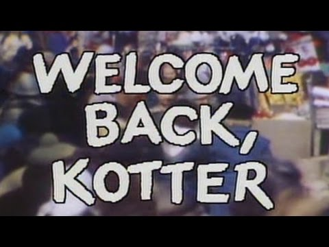 Welcome Back, Kotter is listed (or ranked) 21 on the list The Best TV Theme Songs of All Time