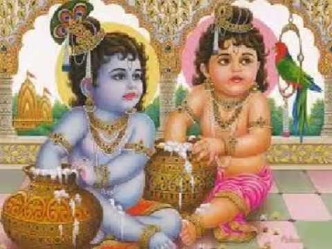 Nithyashree Mahadevan Sung By Krishna Krishna | Madhava Maaava  Tamil Devotional Songs