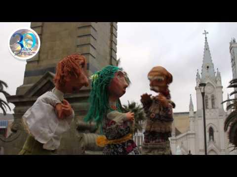 Promoción Segundo Festival de Títeres y Marionetas