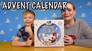 The Tinc 2018 Advent Calendar Unboxing