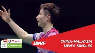 G1 | MS | SHI Yuqi (CHN) vs LEE Zi Jia (MAS) | BWF 2019