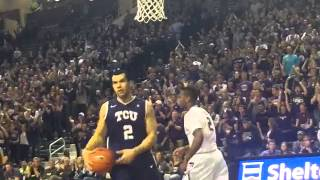 Marcus Foster throws down K-State