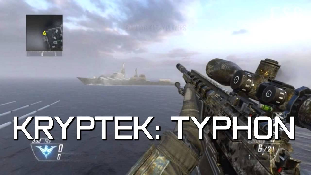 Typhon Camo Black Ops 2 Black Ops 2 Weapon Camo