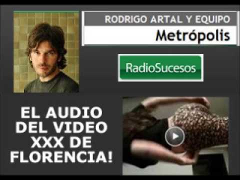 El audio del Video de FLORENCIA!