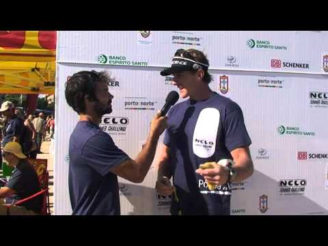 Nelo - NELO Summer Challenge 2011 Post Race Interview - Ken Wallace