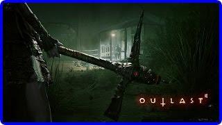 Outlast 2 Demo: Gameplay Na Intel HD Graphics 4400