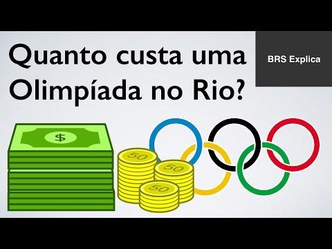 Olimpi?adas Rio 2016: Quanto custou e quem pagou a conta?