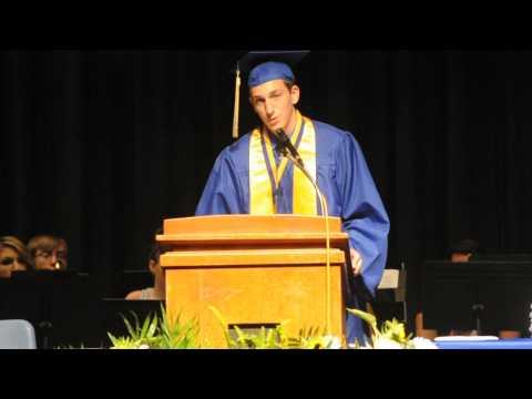 Kasey Keller - Buena Regional High School's Valedictorian