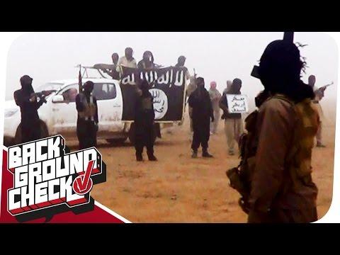 Alle Fakten zum IS (Islamischen Staat) - BACKGROUND CHECK