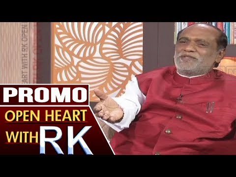 Telangana BJP State President Dr K.Laxman | Open Heart With RK | Promo