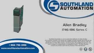 Allen Bradley 1746-NI4-A Analog Input Module