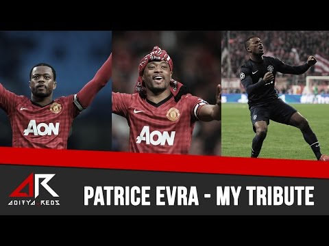 Patrice Evra - My Tribute by @aditya_reds