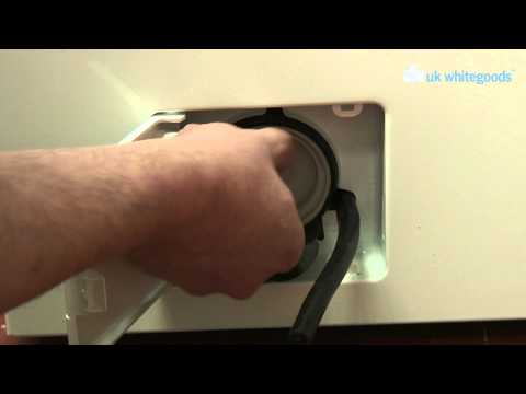 How To Clean Your Washing Machine Filter